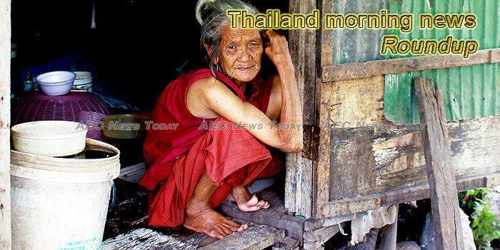 Thailand morning news for October 15