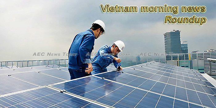 Vietnam morning news for October 31