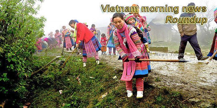 Vietnam morning news for October 18