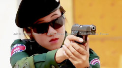 Cambodian National Police: law enforcement gets a make-over (video)