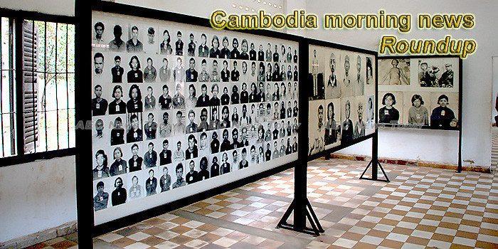 Cambodia morning news for December 4