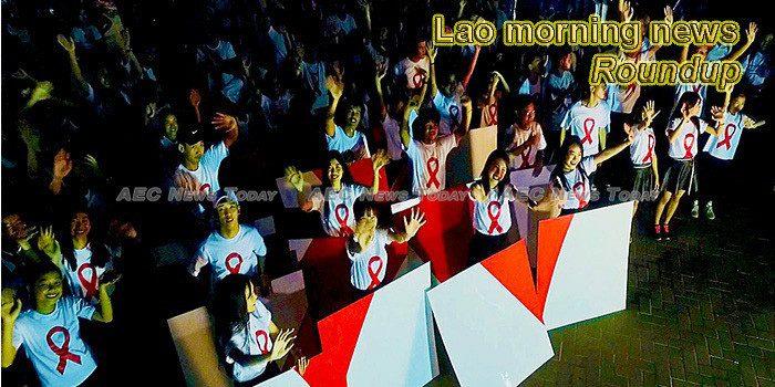 Lao morning news for November 30