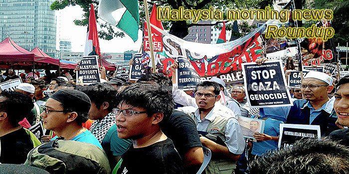 Malaysia morning news for November 26