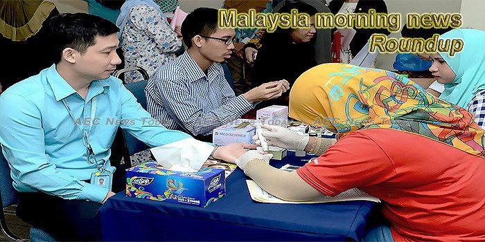 Malaysia morning news for November 14