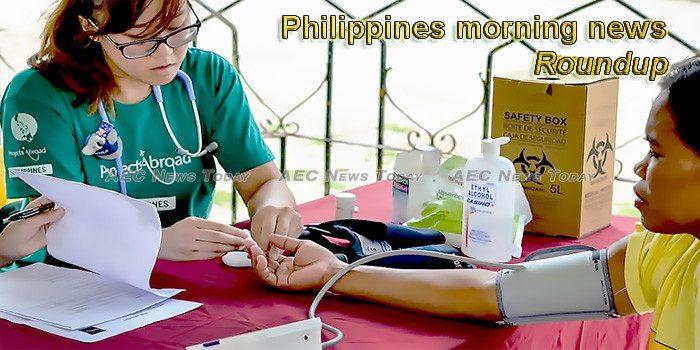 Philippines morning news for November 12