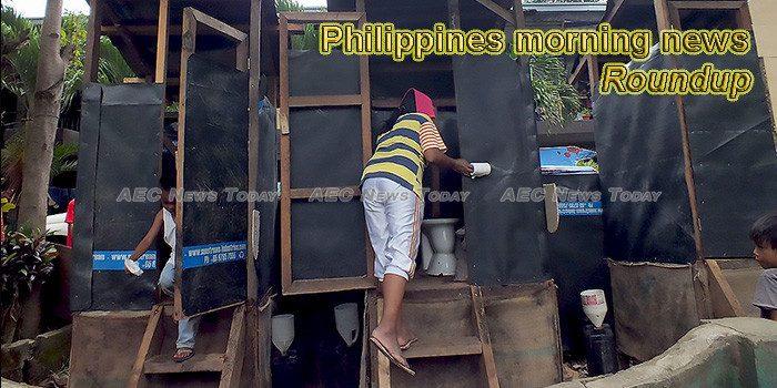 Philippines morning news for November 22