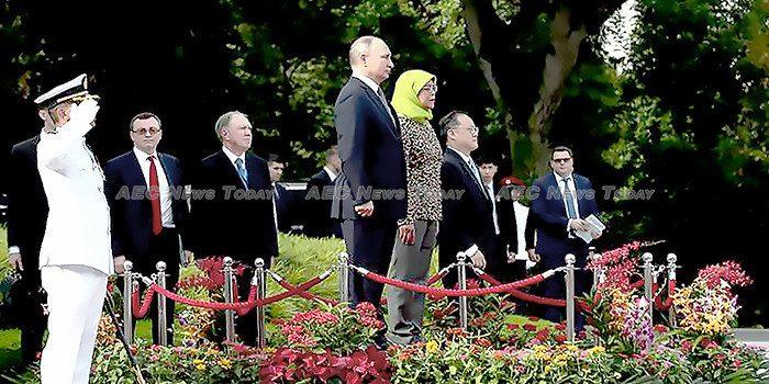 Putin's Singapore visit signals continued Russia-Asean interest