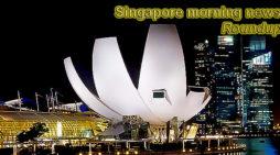 Singapore morning news for November 8