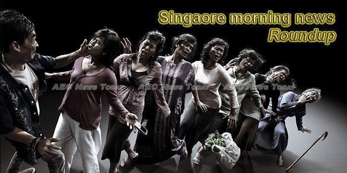 Singapore morning news for November 19
