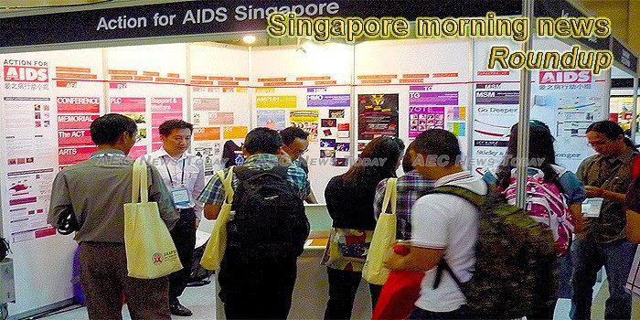 Singapore morning news for November 30