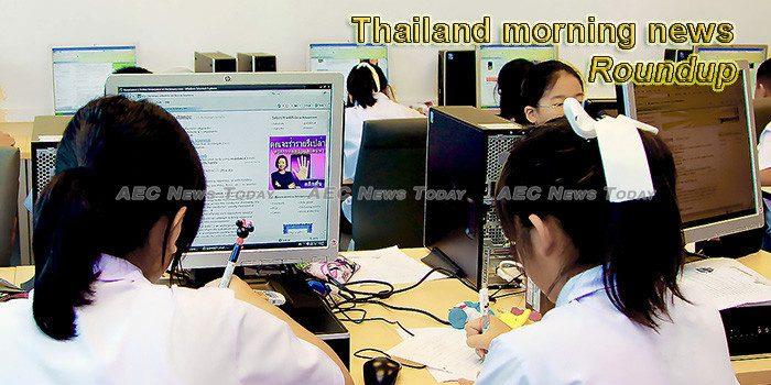 Thailand morning news for November 7