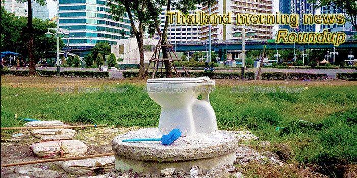 Thailand morning news for November 21