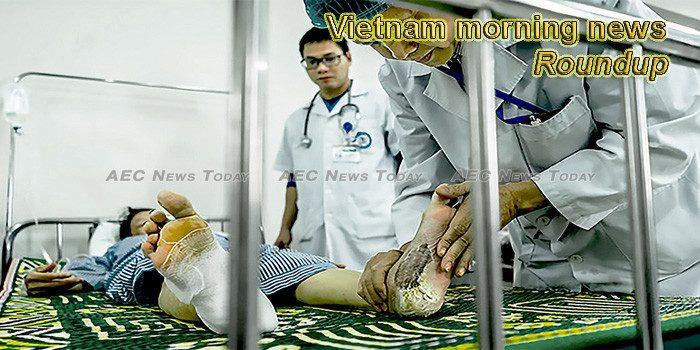 Vietnam morning news for November 14