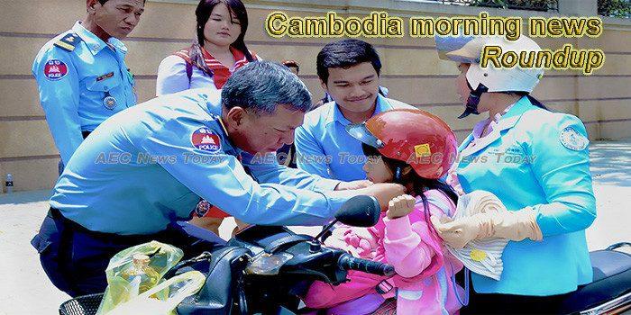 Cambodia morning news for January 1