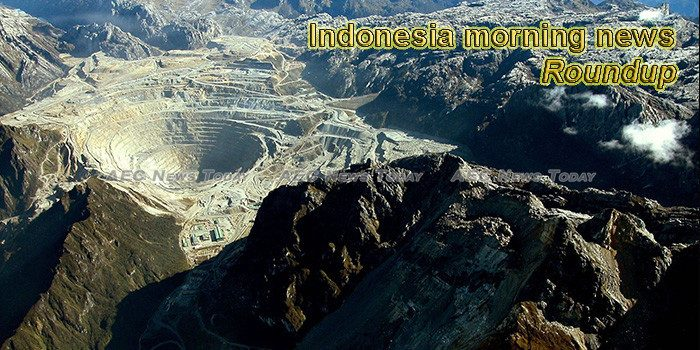 Indonesia morning news for December 12