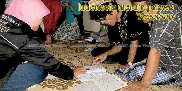 Indonesia morning news for December 20