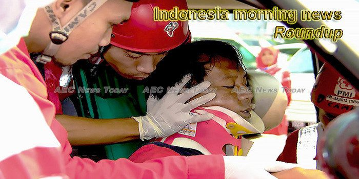 Indonesia morning news for January 4