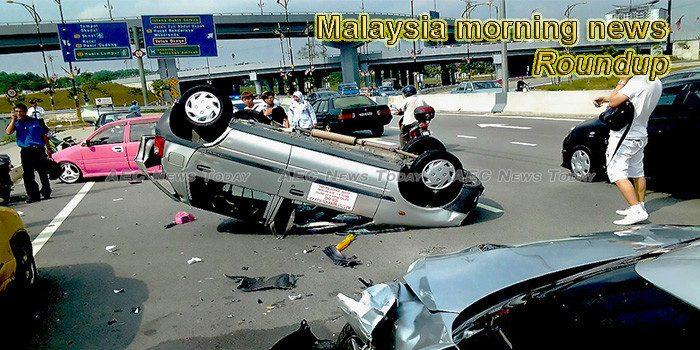 Malaysia morning news for January 3