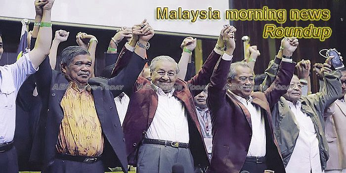 Malaysia morning news for December 25