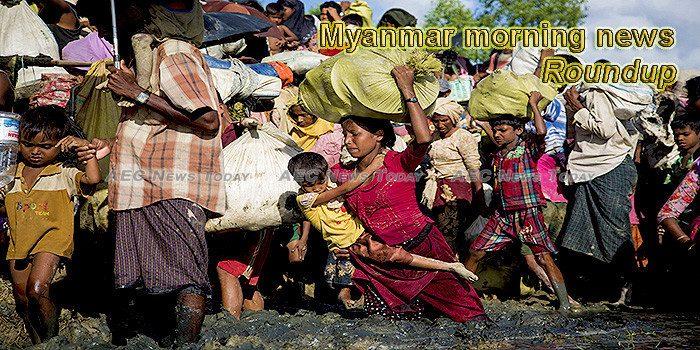 Myanmar morning news for December 4