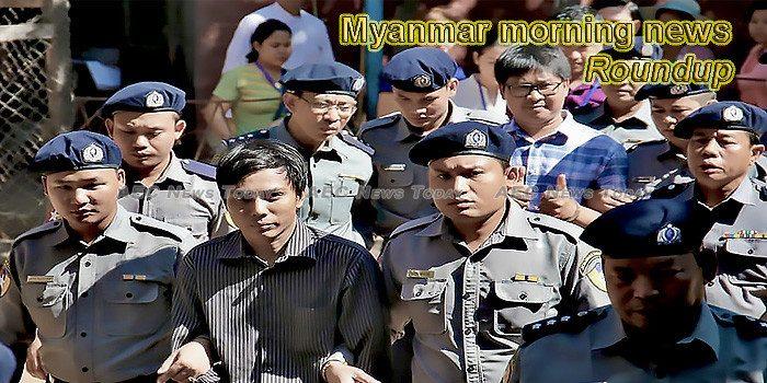 Myanmar morning news for December 11
