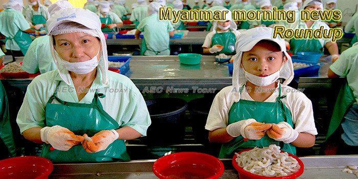 Myanmar morning news for December 18