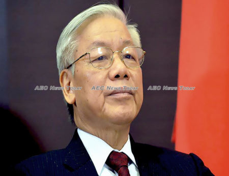 Nguyen Phu Trong, general secretary of the Communist Party of Vietnam (CPV) has driven a relentless anti-graft campaign, what will happen when he steps down?
