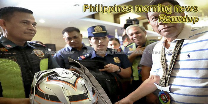 Philippines morning news for December 31