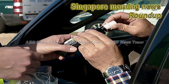 Singapore morning news for January 4