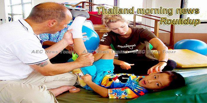 Thailand morning news for December 7