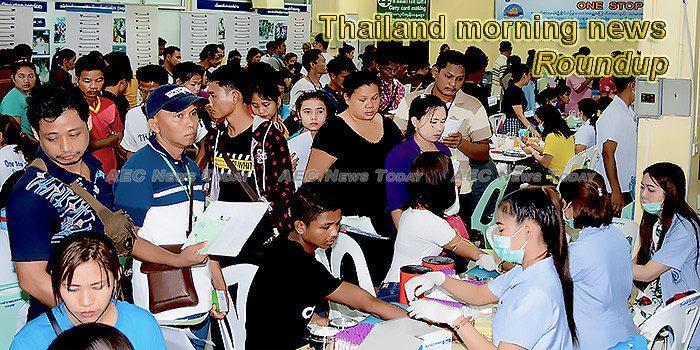 Thailand morning news for December 18