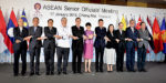 Asean foreign ministers retreat to Chiang Mai