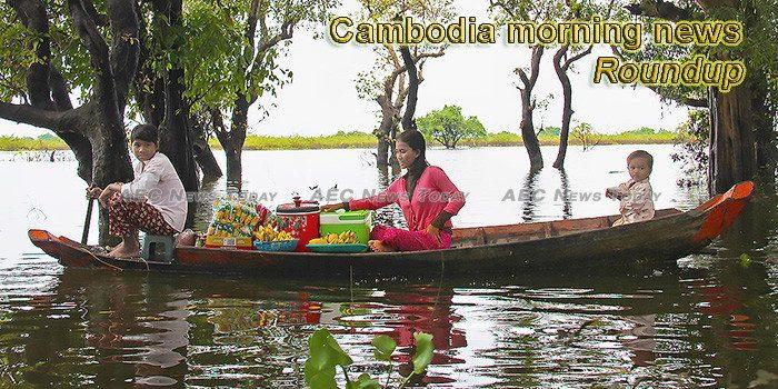 Cambodia morning news for January 14