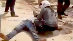 Disturbing: Cambodia police shoot land protester in Sihanoukville (video) *updated