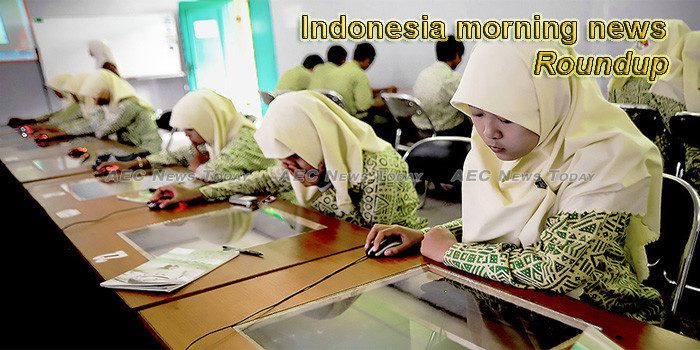 Indonesia morning news for January 21
