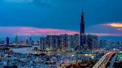 Vincom Landmark 81: watch SEAs tallest building go up in 30 seconds (video)