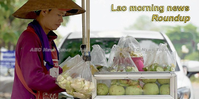 Lao morning news for January 28