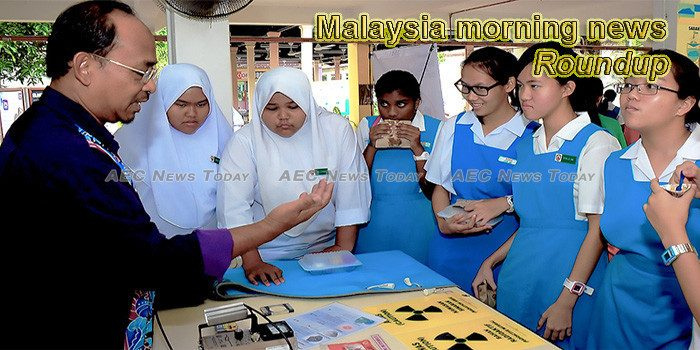 Malaysia morning news for January 21