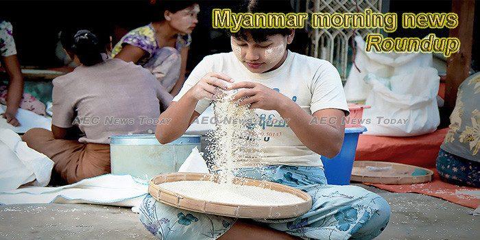 Myanmar morning news for January 30