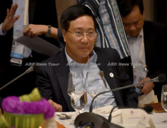2019 Asean Foreign Ministers Retreat 16