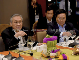 2019 Asean Foreign Ministers Retreat 18