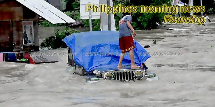 Philippines morning news for January 11