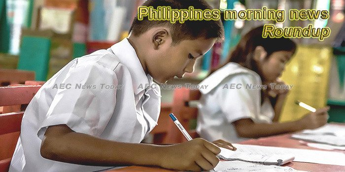 Philippines morning news for January 21