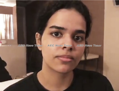 Rahaf Mohammed Mutlaq Alqunun: I'm not coming out of my room until I see UNHCR: I intend to seek asylumn
