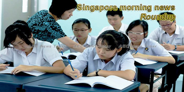 Singapore morning news for January 21