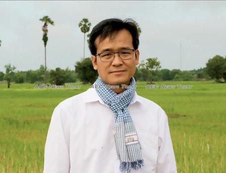 Song Saran, president and CEO of Amru Rice Cambodia