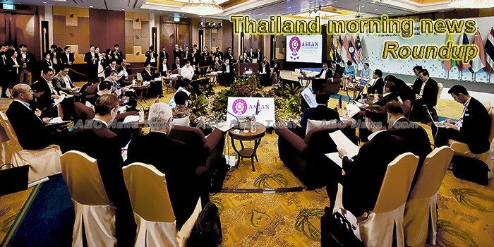 Thailand morning news for January 22