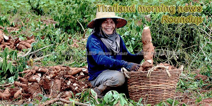 Thailand morning news for January 28