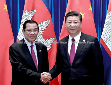 Cambodia favours Beijing because Chinese assistance comes without interference
