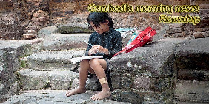 Cambodia morning news for February 19